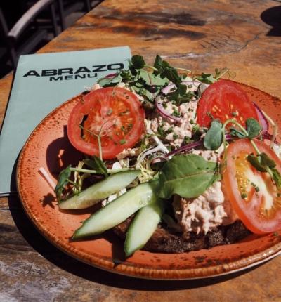 Broodje Tonijn Salade
